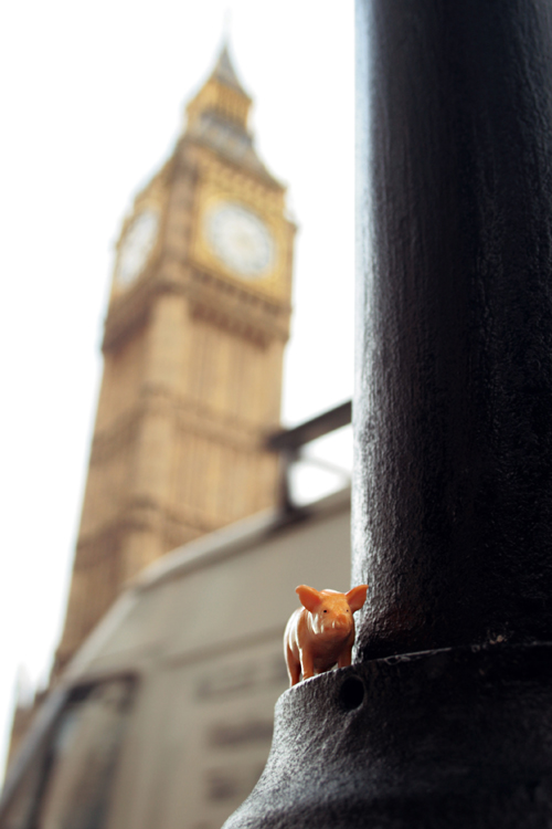 wilbur and big ben