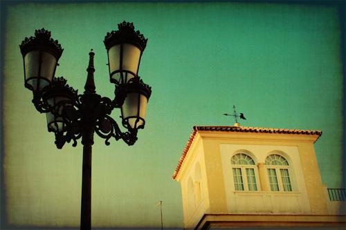 street lamp cordoba